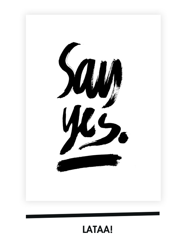 SAY-YES-juliste-freebie_kotilo