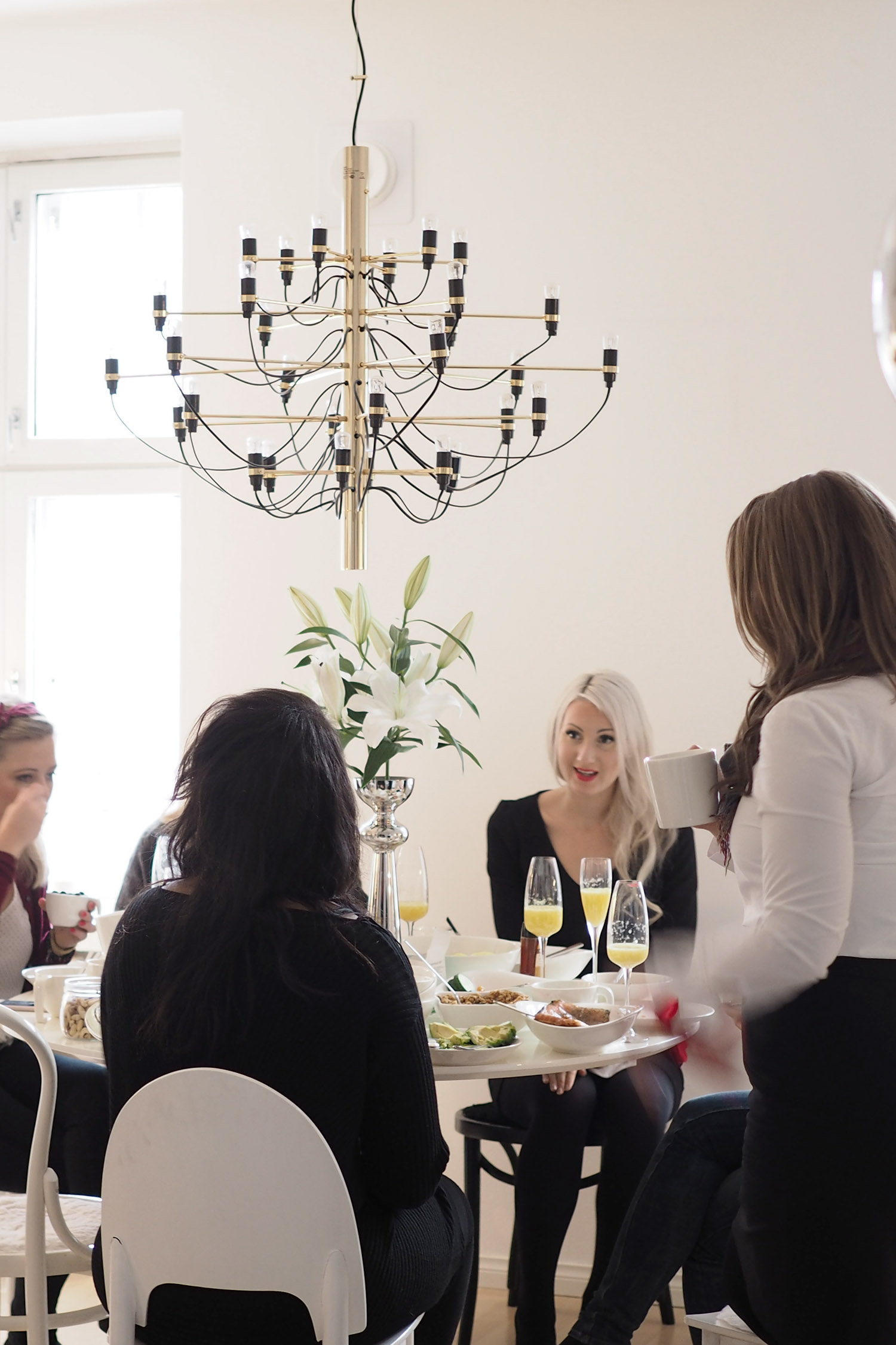 C and the city - Bachelorette party brunch - read more on the blog: //www.idealista.fi/charandthecity/2016/10/31/avec-sofie-polttarit